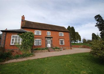 Thumbnail 6 bedroom detached house to rent in Bosbury, Ledbury