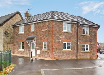 Thumbnail 3 bed semi-detached house for sale in Brewer Walk, Crossways, Dorchester