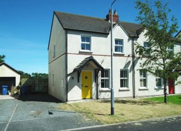 Thumbnail 3 bedroom semi-detached house for sale in 15 Hawthorn Crescent, Ballyhalbert, Co Down