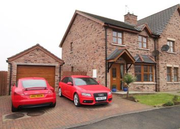 Thumbnail 3 bed semi-detached house for sale in St. Andrews Avenue, Ballyhalbert, Newtownards