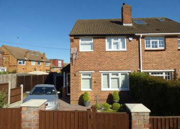 3 bed semi-detached house for sale in Bower Road, Hextable, Swanley BR8