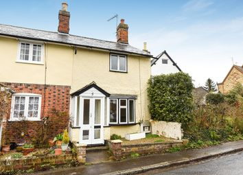 Thumbnail 2 bed end terrace house for sale in High Street, Pirton, Hitchin