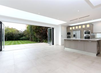 Thumbnail 5 bedroom detached house for sale in Manor House Drive, Brondesbury Park, London