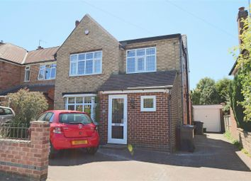 Thumbnail 4 bed detached house for sale in Coningsby Road, Woodthorpe, Nottingham