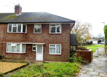 Thumbnail 3 bed maisonette to rent in Salters Lane, Redditch