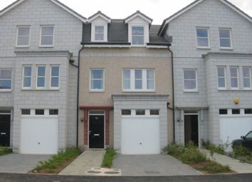 Thumbnail 4 bedroom town house to rent in Polmuir Gardens, Aberdeen