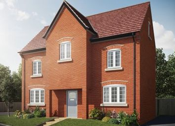 Thumbnail 4 bedroom detached house for sale in Higham Road, Burton Latimer, Northamptonshire