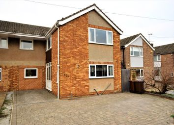 Thumbnail 4 bed semi-detached house for sale in Billing Road East, Northampton