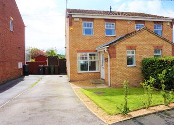 Thumbnail 3 bed semi-detached house for sale in Crowswood Drive, Stalybridge