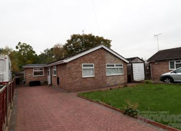Thumbnail 3 bed detached bungalow for sale in Sharnbrook Drive, Crewe