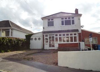 Thumbnail 5 bedroom detached house for sale in Good Road, Parkstone, Poole