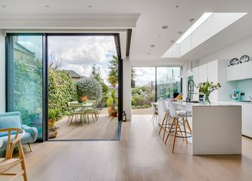 Thumbnail 5 bed terraced house for sale in Nightingale Square, London