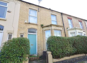 Thumbnail 5 bedroom terraced house for sale in Barrington Road, Wavertree, Liverpool