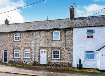 Thumbnail 2 bed terraced house for sale in Globe Street, Methwold, Thetford