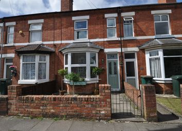 Thumbnail 3 bed terraced house for sale in Stanley Road, Earlsdon, Coventry