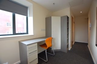 Thumbnail 1 bed flat to rent in Cross Bedford Street, Sheffield