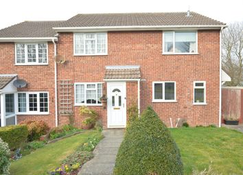 Thumbnail 2 bed terraced house for sale in Edmunds Road, Cranwell, Sleaford