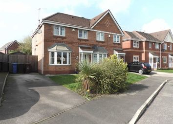 Thumbnail 3 bed property for sale in Hobart Drive, Kirkby, Liverpool