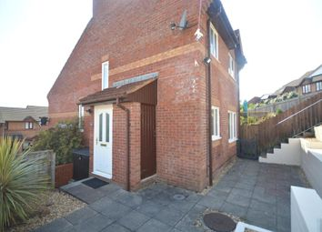 Thumbnail 1 bed end terrace house to rent in Rushforth Place, Exeter, Devon