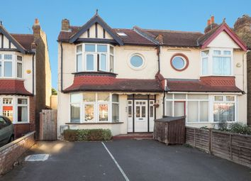 Thumbnail 3 bed flat for sale in A West Barnes Lane, New Malden