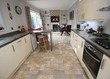 Thumbnail 2 bed semi-detached bungalow for sale in Oakmere Close, Potters Bar