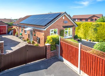 Thumbnail 3 bed detached bungalow for sale in Wheatcroft, Strensall, York, North Yorkshire