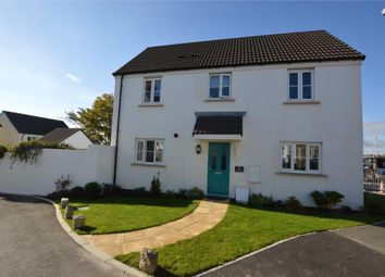 Thumbnail 3 bed detached house to rent in Scawns Close, Dobwalls, Liskeard, Cornwall