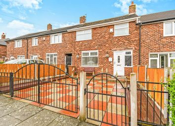 Thumbnail 3 bed terraced house for sale in Pennine Drive, St. Helens
