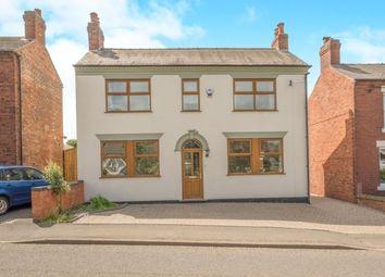 Thumbnail 4 bed detached house for sale in Woodhouse Road, Kilburn, Belper, Derbyshire