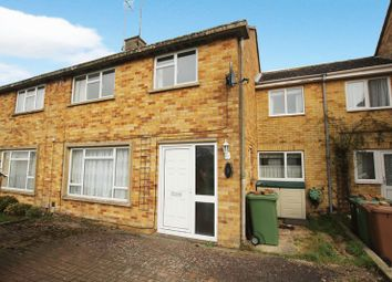 Thumbnail 3 bed semi-detached house for sale in Upthorpe Drive, Wantage