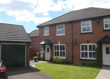 Thumbnail 3 bed semi-detached house to rent in Pasture Close, Raybrook Park, Swindon