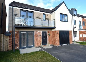 Thumbnail 5 bed detached house for sale in Low Gardens, Wallsend