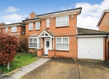 Thumbnail 4 bedroom detached house to rent in Lichfield Close, Kempston, Bedford