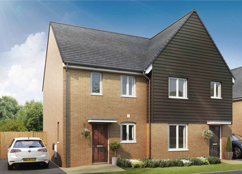 """The Canford - Plot 163"" at Stoke Road, Hoo, Rochester ME3. 2 bed semi-detached house for sale"
