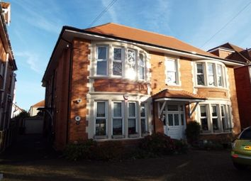Thumbnail 2 bed flat to rent in Grand Avenue, Southbourne, Bournemouth
