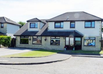 Thumbnail 5 bed detached house for sale in Trent Place, Gardenhall, East Kilbride