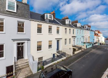Thumbnail 4 bed terraced house to rent in Mount Durand, St. Peter Port, Guernsey