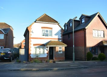 Thumbnail 3 bed link-detached house to rent in Churchill Road, Epsom