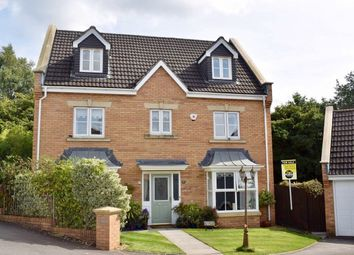 Thumbnail 5 bed detached house for sale in Bassetts Field, Rhiwbina, Cardiff