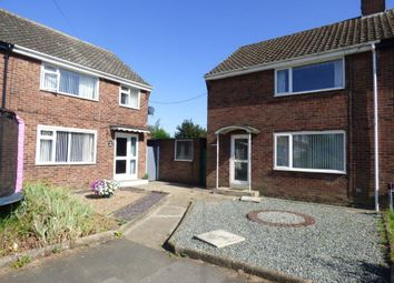 Thumbnail 2 bed semi-detached house for sale in Sigston Road, Beverley