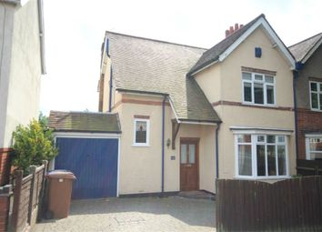 Thumbnail 3 bed semi-detached house for sale in Southfield Road, Burbage, Hinckley