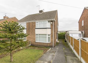Thumbnail 2 bed semi-detached house for sale in North Wingfield Road, Grassmoor, Chesterfield