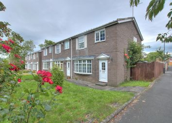 Thumbnail 3 bed end terrace house for sale in Grosvenor Court, Newcastle Upon Tyne