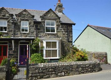 Thumbnail 3 bed cottage for sale in Hendre Cottage, Llwyngwril, Gwynedd