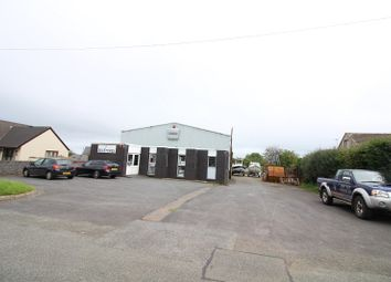 Thumbnail Commercial property for sale in The Boat Yard, Crossways, Honeyborough, Milford Haven, Pembrokeshire.