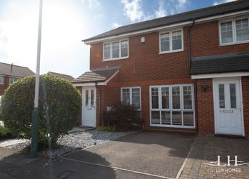 3 bed end terrace house for sale in Elstree Close, Hornchurch RM12