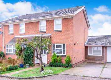 Thumbnail 3 bed semi-detached house for sale in Lightwater, Surrey, United Kingdom