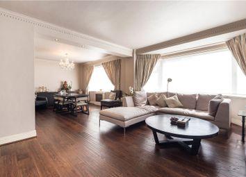 Thumbnail 3 bed flat to rent in Bentinck Close, 76-82, Prince Albert Road, St Johns Wood