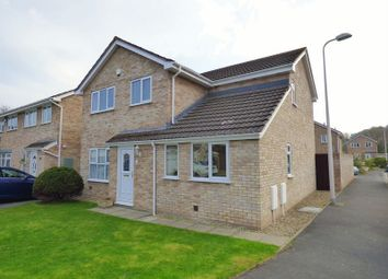 Thumbnail 4 bed detached house for sale in Magellan Close, Worle, Weston-Super-Mare