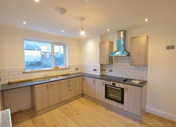 Thumbnail 3 bed terraced house to rent in Porthpean Road, St. Austell